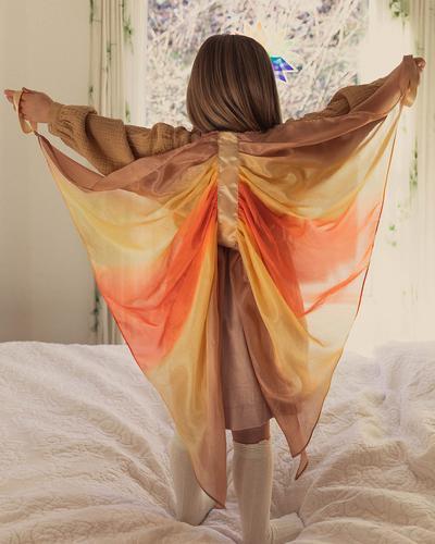 Zijden Vleugels Woestijn, Sarah's Silks