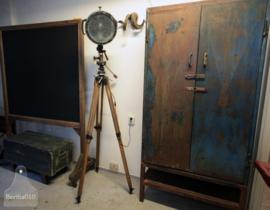 Lamp op statief (134981)....verkocht