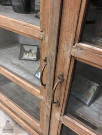 Engelse vitrinekast, dressoir (144011) verkocht