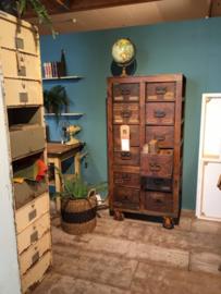 Vintage werkkamer