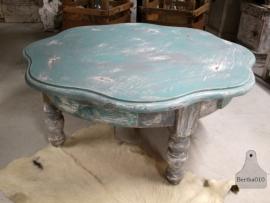 Geleefde salontafel (130714)..verkocht