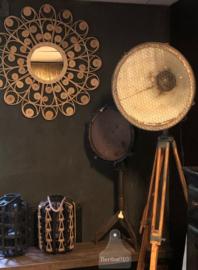 Spiegel bamboe (138298)
