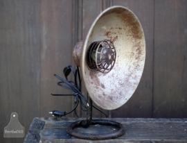 Industrieel bureaulampje (132014)..verkocht