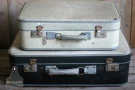 Jaren 50 koffer (130055)