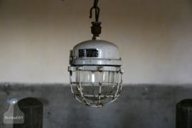 Industriele scheepslamp (130485)..verkocht