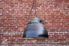 Industriële fabriekslamp (131053)..verkocht