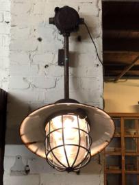 Wandlamp Fabriek (142700) verkocht