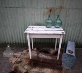 Geleefde tafel (130763)..verkocht
