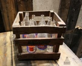 Oud Kratje melkflessen Sterovita (130678) verkocht