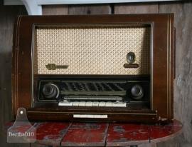 Jaren 60 radio (130175)..verkocht