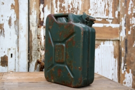 Oude jerrycan roest (131369)