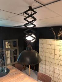 Scharnier hanglamp (136740)..verkocht