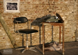 Kappersstoel (101122)..verkocht