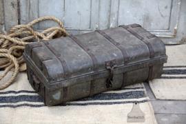 Bijzondere reiskoffer geleefd (132026)..verkocht