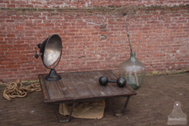 Oude trolleytafel (137006) verkocht