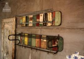 Sloophouten kapstok (130870)..verkocht