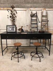 Industrieel bureau dressoir (144138) verkocht