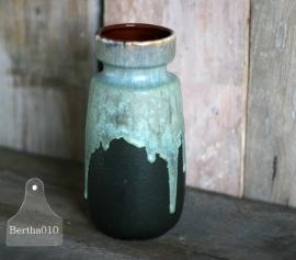 Vintage vaas (130082)..verkocht