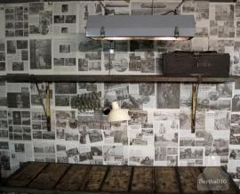 Industriële boekenplank (131071)..verkocht