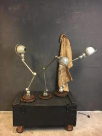 Prachtig gepatineerde Jieldelamp (135970) verkocht