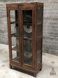 Engels vitrinekast (144516)