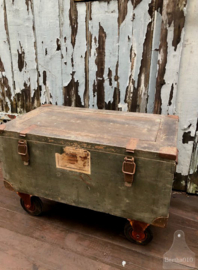 Kist groen (139850) ...verkocht