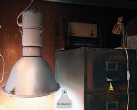 Grote fabriekslamp (130828)..verkocht