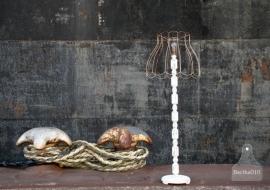 Geleefde hoge lamp (101135)..verkocht