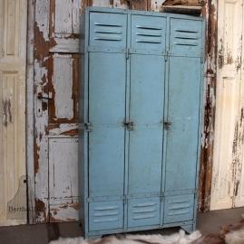 Unieke oude locker (131635) verkocht