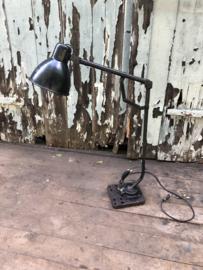 Bauhaus bureaulamp van Kandem jaren 30