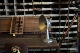 Industrieel jaren 20 bureaulamp (132499)..verkocht