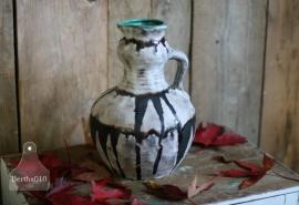 Vintage vaas (130078)..verkocht