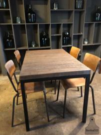 Aanbieding: showmodel tafel balken (141161)