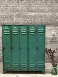 Fabriekslocker 5-deurs (144319)