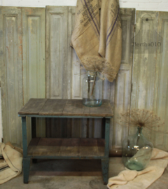 Industrieel dressoir, sidetable (132661)...verkocht
