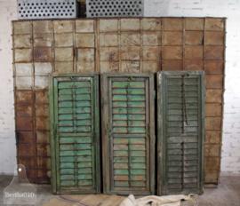 Antieke luiken, 3 stuks..verkocht