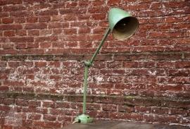 Geleefde industriële bureaulamp (131199)