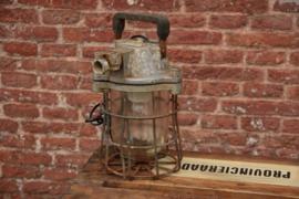 Grote industriële looplamp (136205)..verkocht