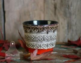 Vintage pot (130066)..verkocht