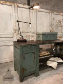 Antieke werkbank, keukeneiland, uniek (143940) verkocht
