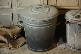 Stoere originele vuilnisbak (132287)..verkocht