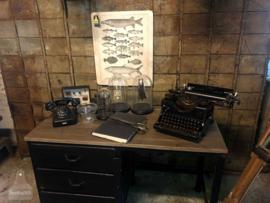 Oude typemachine Kappel (138530)