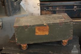 W.O. 2 kist (136102) verkocht