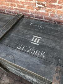 Geleefde lange kist (138283) verkocht