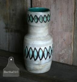 Vintage Jasba vaas(130062)..verkocht