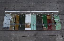 Sloophouten kapstok (131101)..verkocht