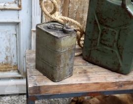 Jerrycan groen klein (131336) verkocht