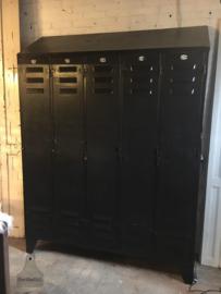 Franse locker 5 deurs (135716)..verkocht