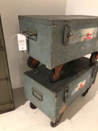 Tweede wereldoorlog hospitaalkisten