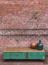 Dressoir groen (143204) verkocht
